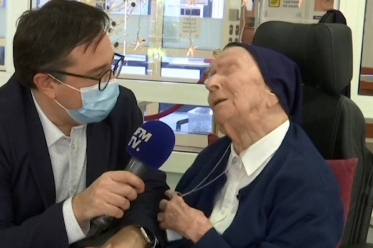Najstarija Evropljanka u 117. godini prebolovala virus korona