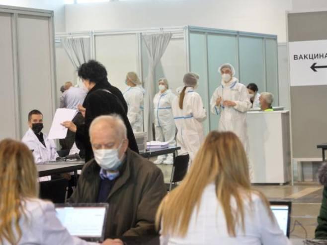 Srbija druga u Evropi po broju vakcinacija