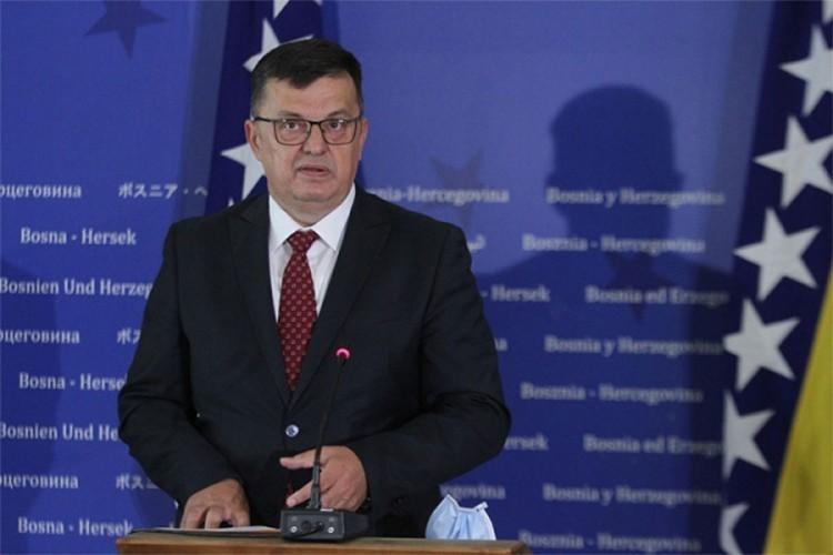 Tegeltija: Srbija lider u regionu, BiH čeka vakcine iz Kovaks programa