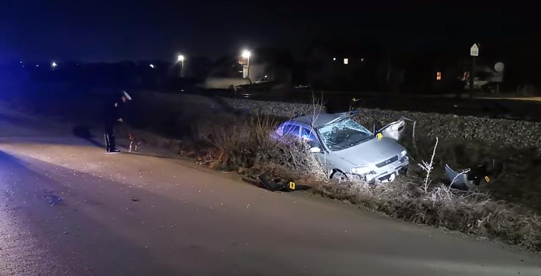 Voz udario automobil, žena poginula kod Prijedora