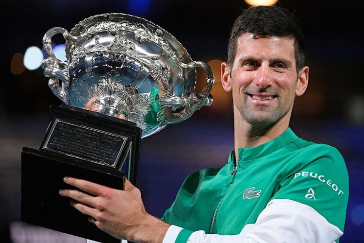 Novak Đoković stigao rekord Rodžera Federera