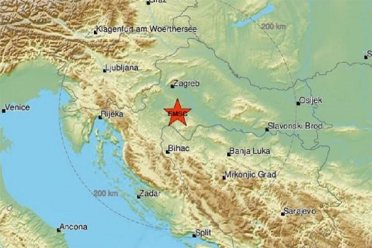 Novi zemljotres na Baniji