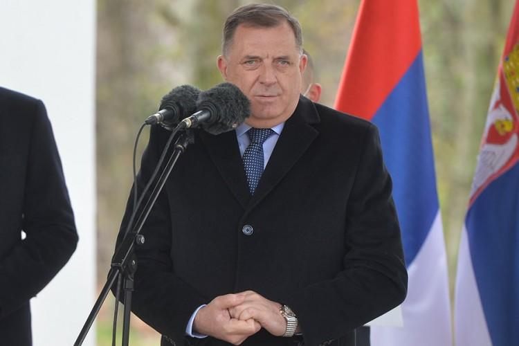 Dodik: Mirni razlaz u BiH relevantna i legalna opcija