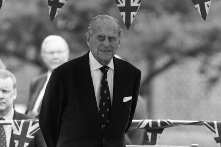 Umro britanski princ Filip
