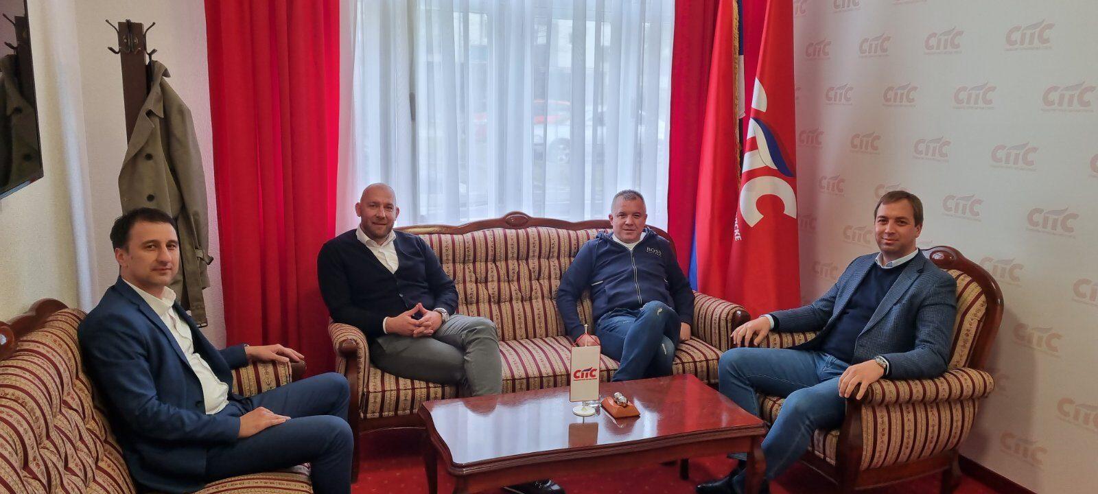 Selak se sastao sa odbnornicima SPS u Skupštini Banjaluke: Podrška konstruktivnim rješenjima