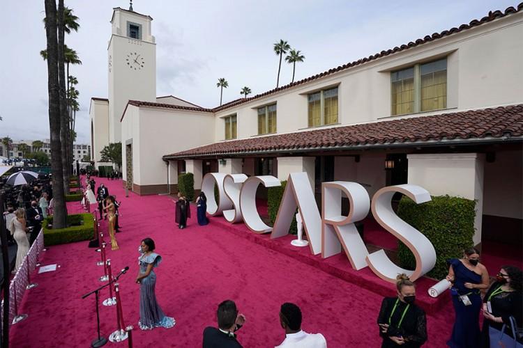 Pala praćenost dodjele Oskara