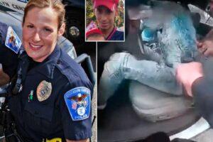 Policajka optužena za ubistvo 2. stepena, nastavak protesta