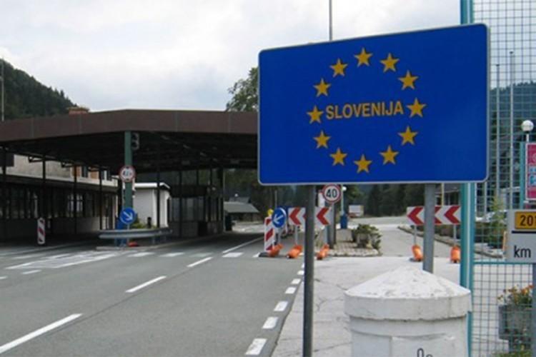 Slovenija relaksirala mjere za ulazak u državu