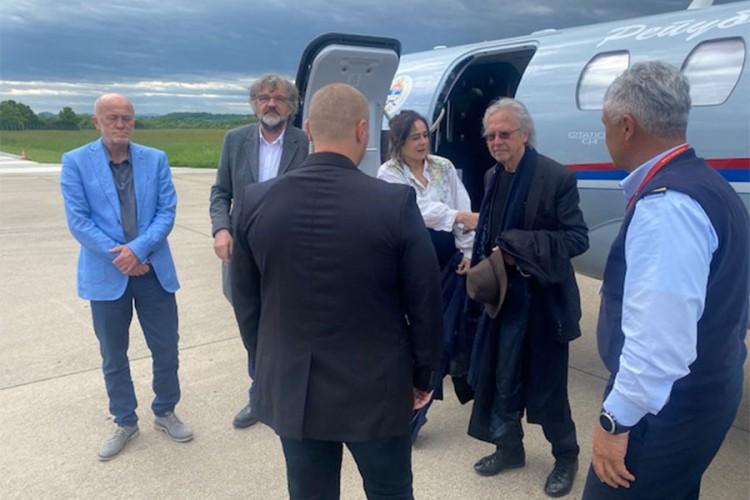 Handke doputovao u Banjaluku