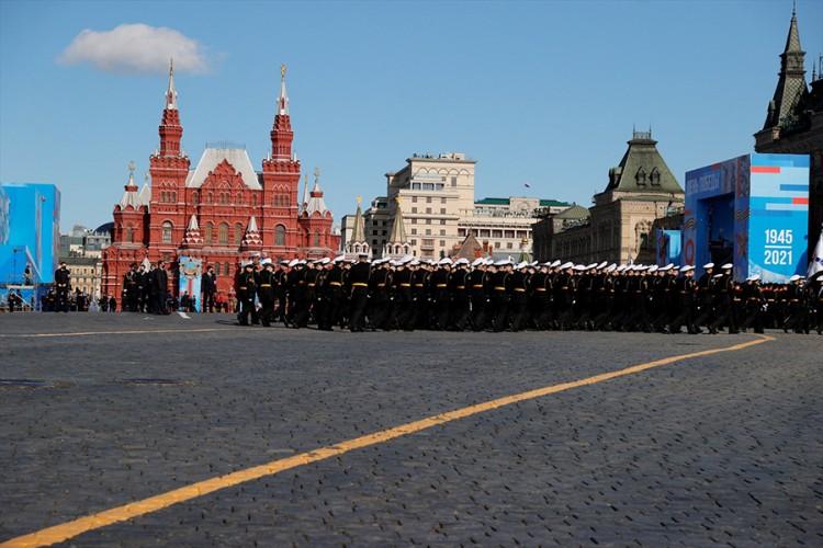 Pripreme za vojnu paradu u Moskvi, održana još jedna proba
