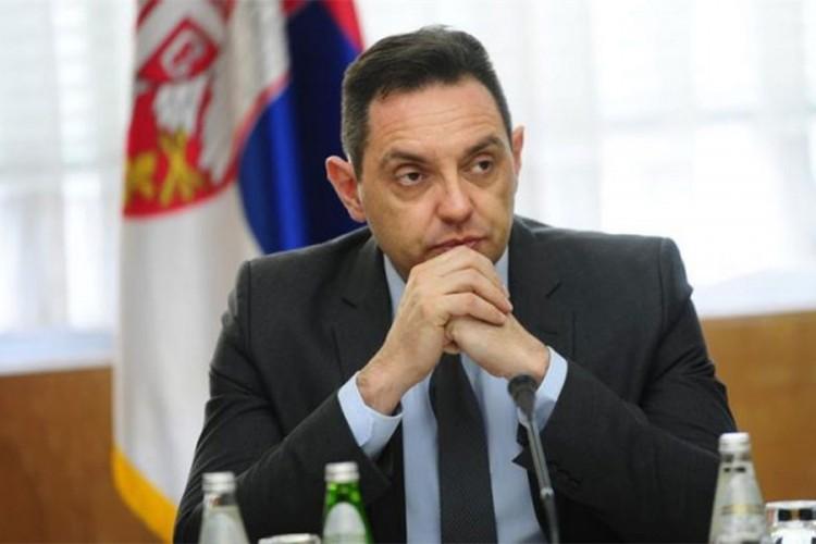 Vulin: Istraga protiv Belivuka nezabilježena, Srbija i svet zgroženi