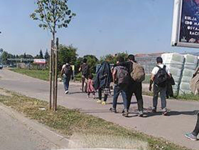 Mještani banjalučkog naselja Lazarevo zabrinuti zbog migranata