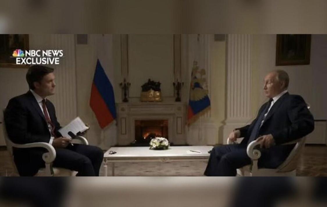PUTIN OTVORIO DUŠU ZA AMERIČKE MEDIJE: Ruski predsednik otkrio šta misli o Navaljnom, Bajdenu, Trampu, optužbama SAD…