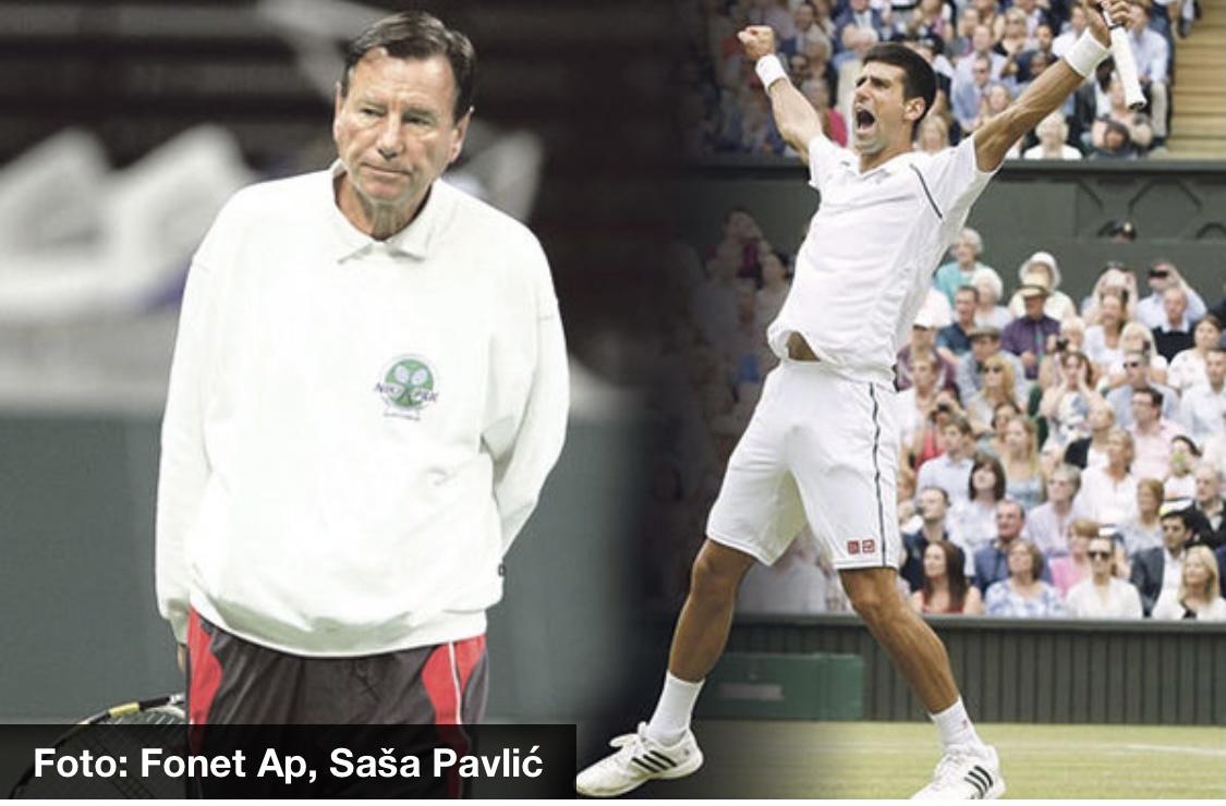 NOLETA MOGU SAMO DA MRZE! NIKOLA PILIĆ ZA KURIR: Nole je pametan, jak i igra sjajan tenis! NEKA SE SVI ONI SLIKAJU!