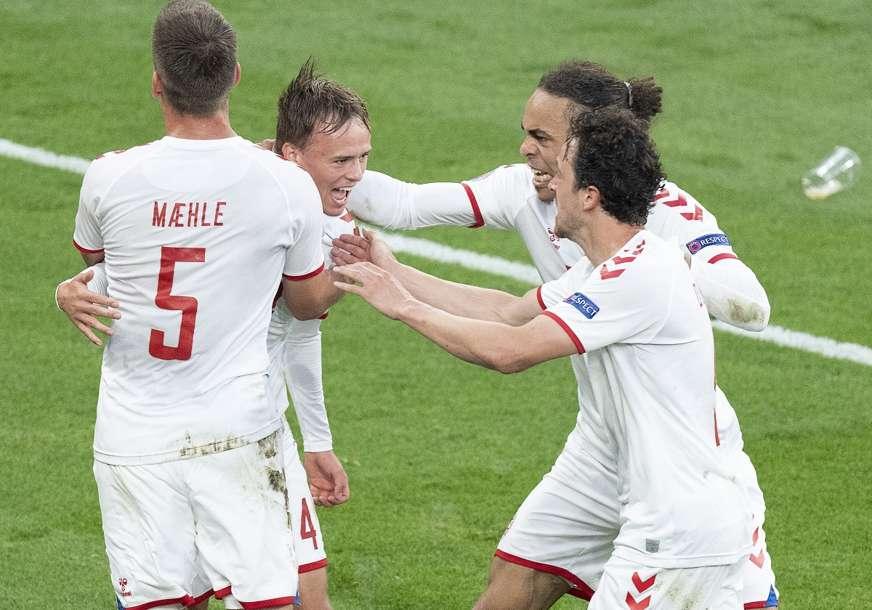 Danska pregazila Rusiju i izborila plasman u osminu finala
