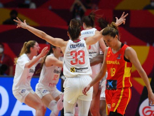 Fantastična Srbija u polufinalu EP, Španija ostaje bez medalje