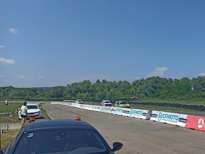 Auto-trke u Zalužanima okupile najbolje vozače iz regiona