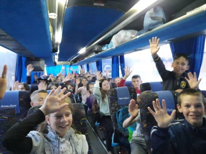 Djeca sa Kosmeta danas u Srpskoj
