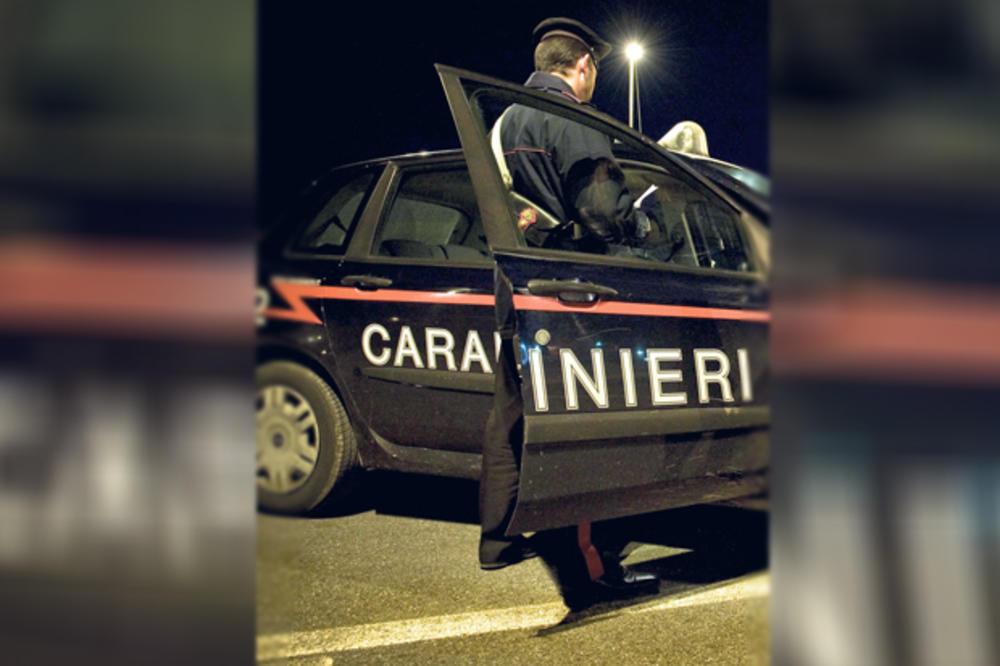 SRBI UHAPŠENI U ITALIJI: Komandovali klanom koji je iz Španije donosio i prodavao drogu