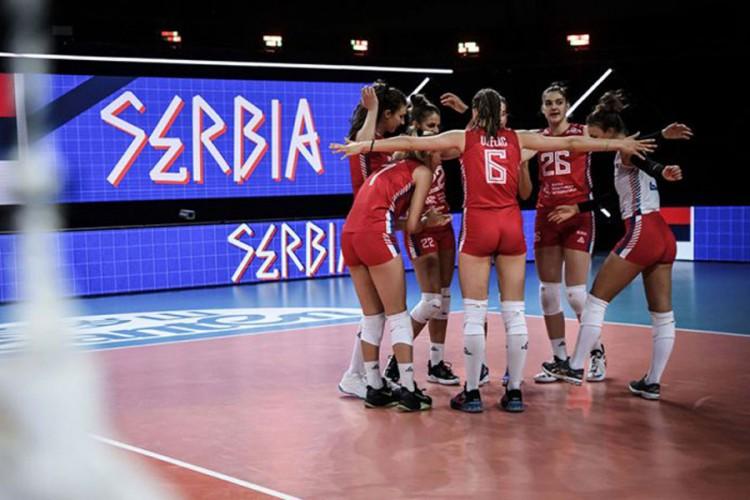 Odbojkašice Srbije za kraj Lige nacija poražene od Japana