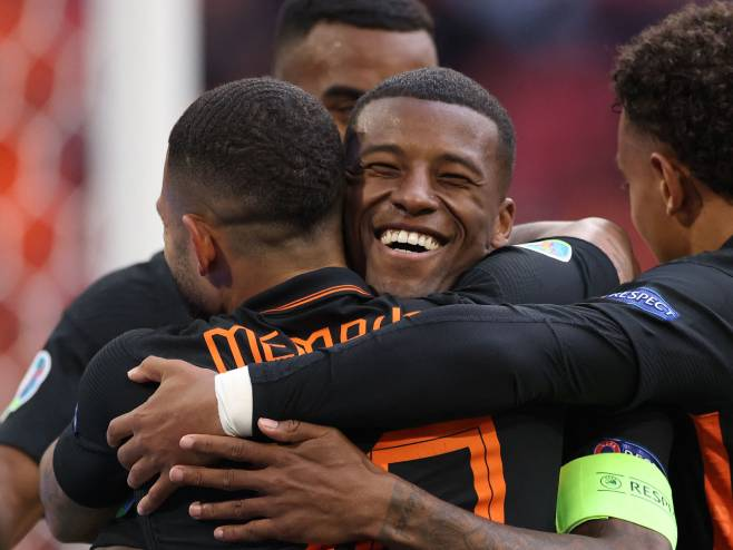 Holandija ubjedljiva protiv Sjeverne Makedonije