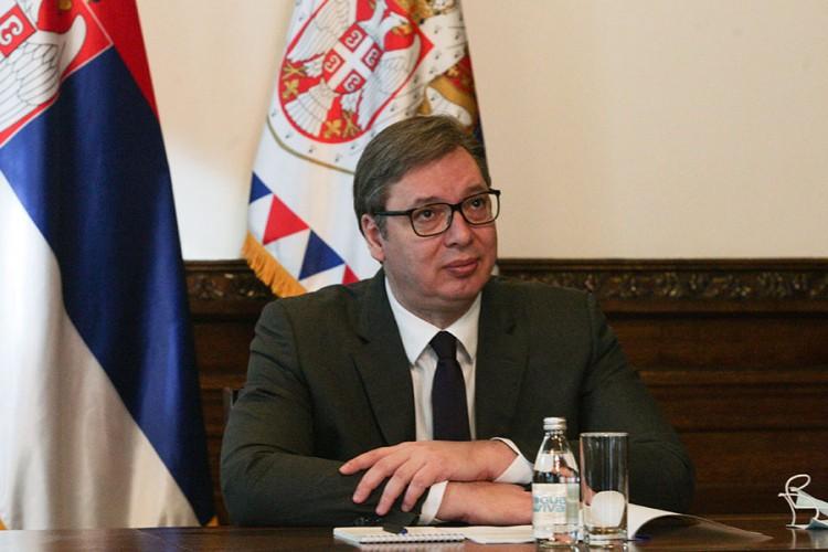 Usvojen izvještaj predsjednika Srbije o Kosmetu