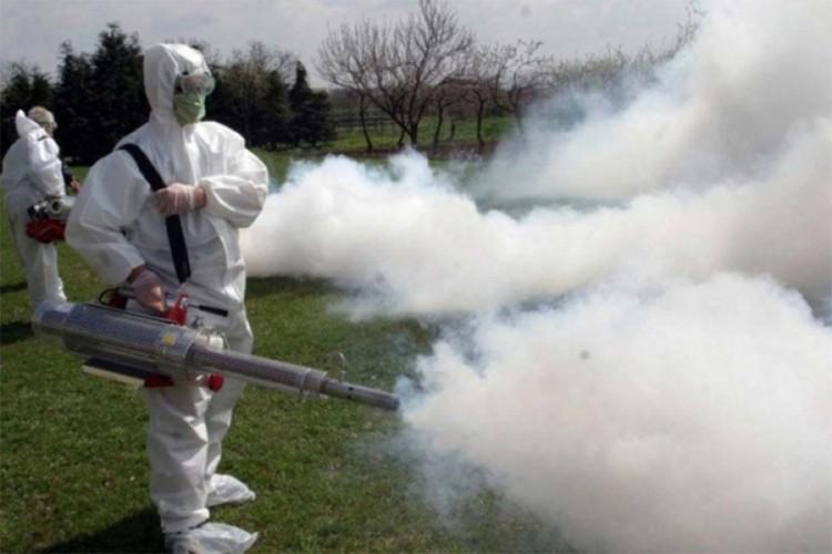 Zaprašivanje komaraca u Banjaluci sljedeće sedmice